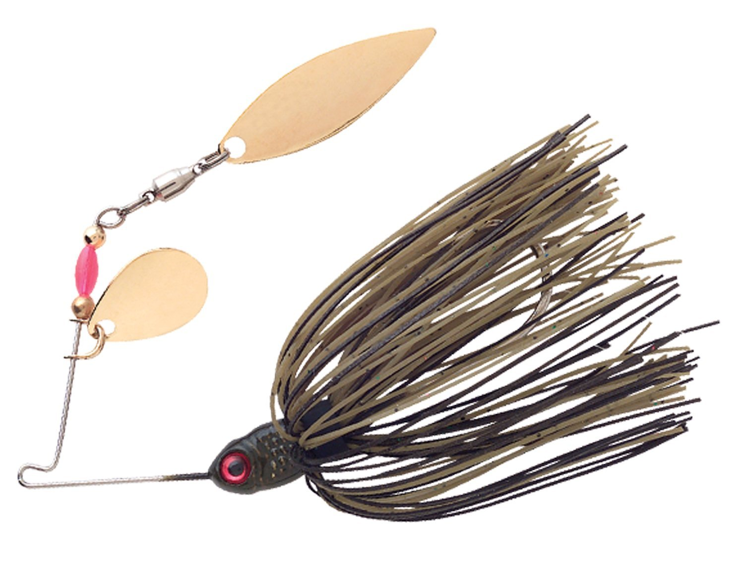 How to use a spinnerbait lure Best lures for pond fishing