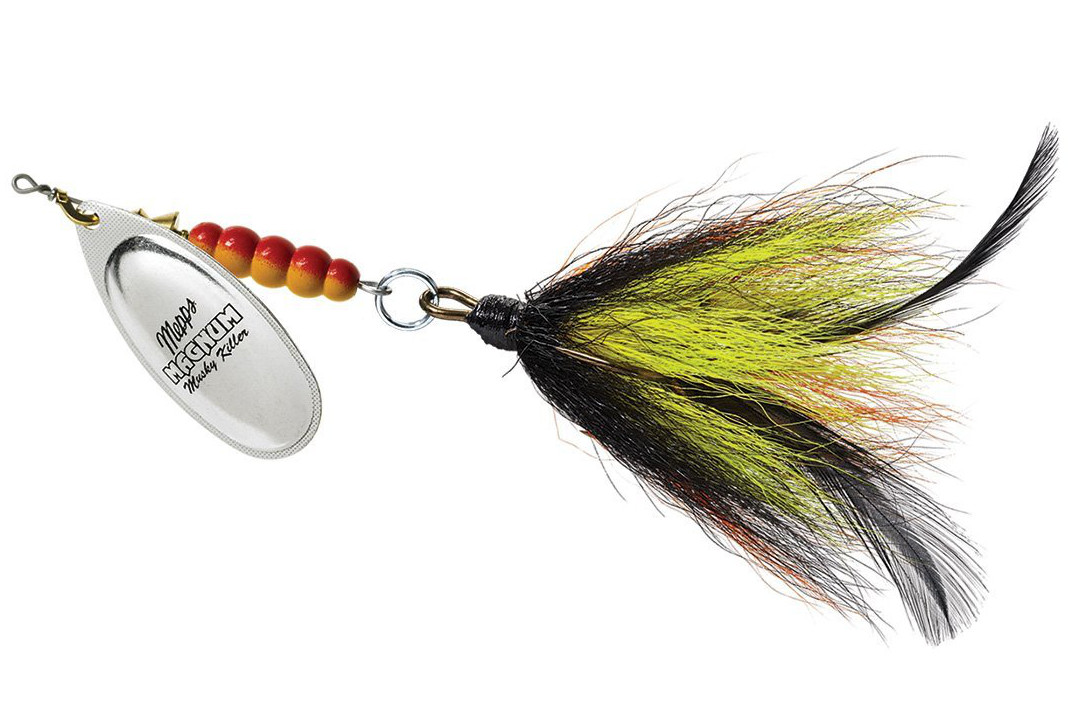 Best muskie lures review buyer 39 s guide for Spinner fishing lures