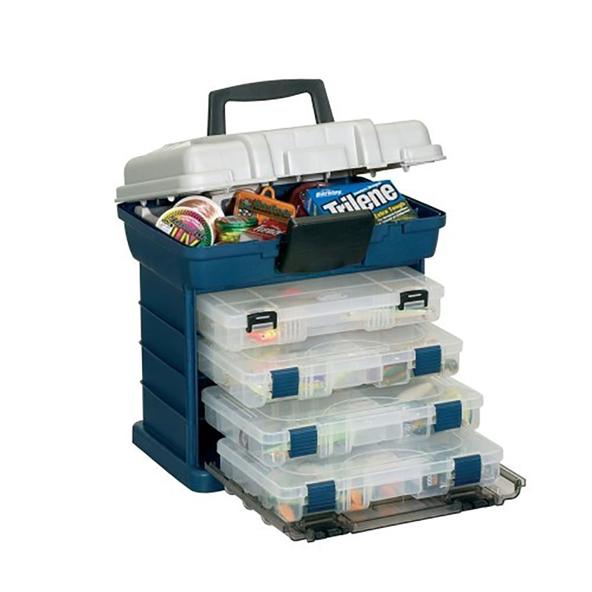 bass fishing tackle box
