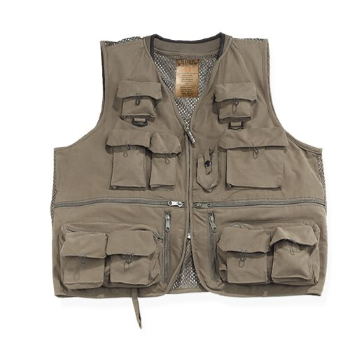 ll bean fly fishing vest