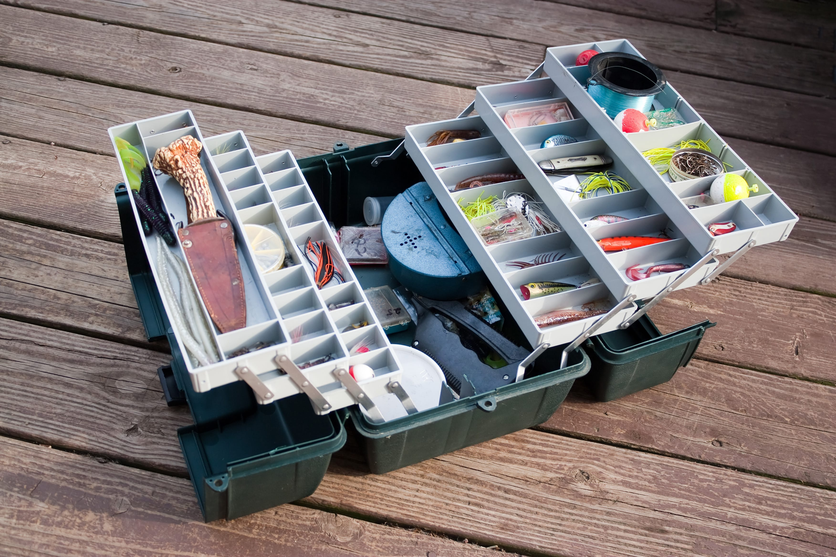 Best fishing tackle box reviews 2018 top picks for Best fishing tackle box