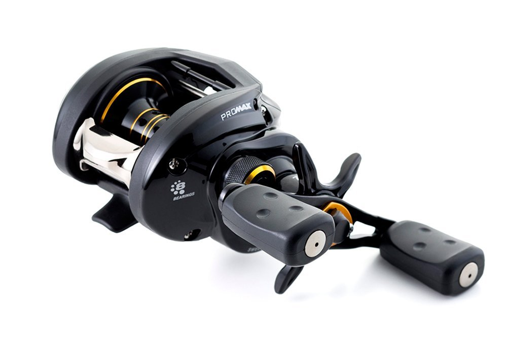 left hand retrieve baitcast reel