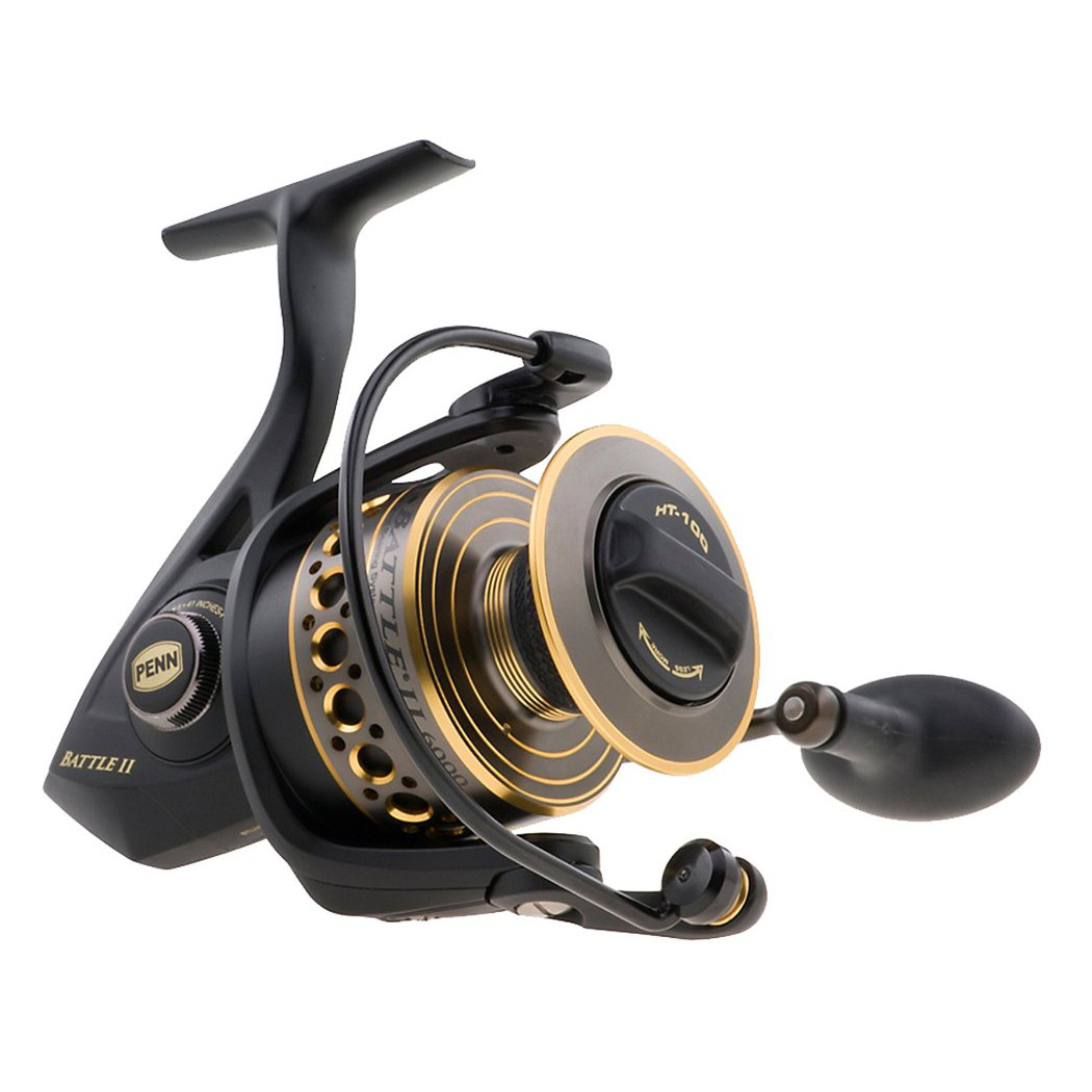 Penn Battle II Spinning Reel Cropped