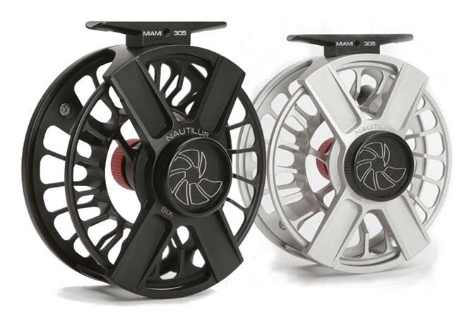 fly reel for ice fishing