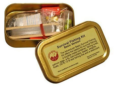 the best quality survival fishing kits review